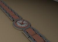 blender awesome clock
