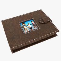wallet book 3ds