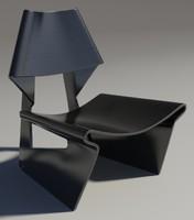greette jalk style 3d model