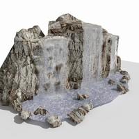 Waterfall Stone