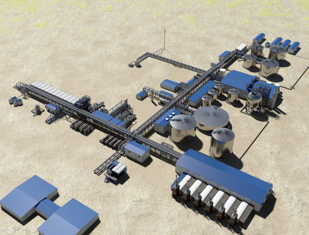 heavy processing plant max