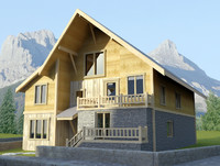 country house alpine max