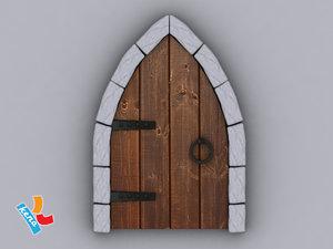 dungeon door 3ds