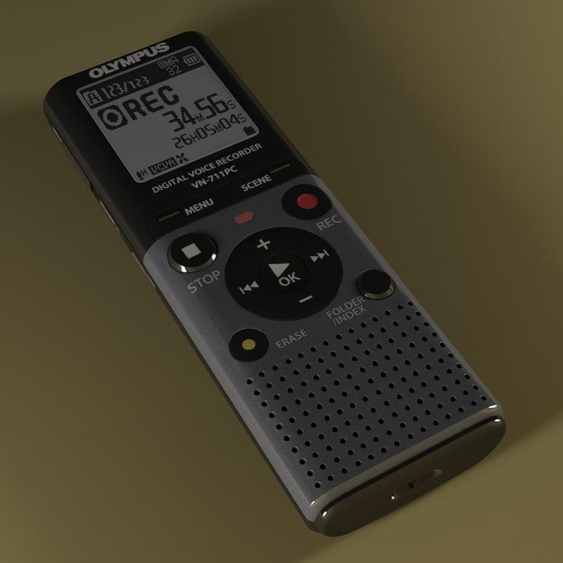 digital voice recorder max