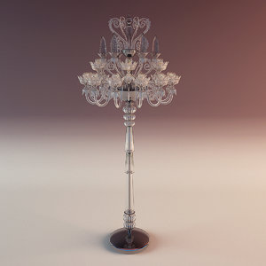 3ds floor lamp andromeda dizzy