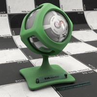 eva rubber colors 3d c4d