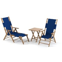 Java hartwood patio teak chair
