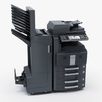 3d professional multifunctionals kyocera taskalfa model