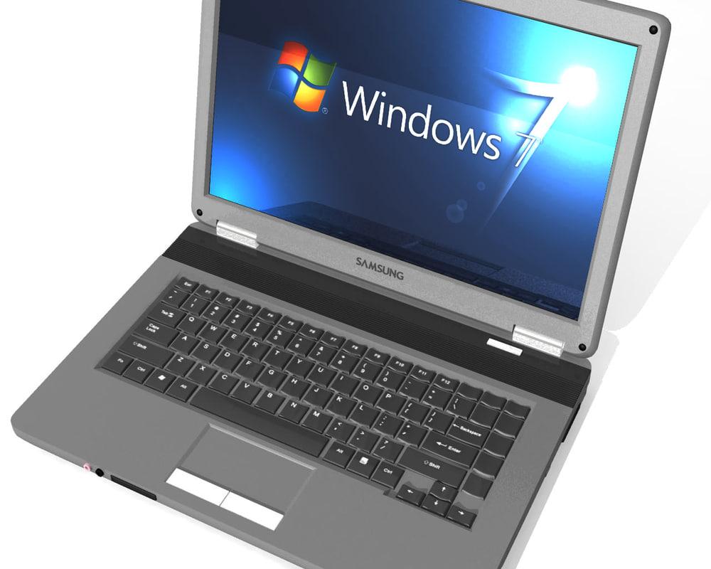 3dsmax samsung laptop