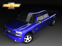 Silverado SS 3D models