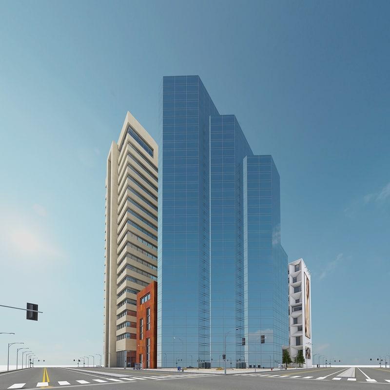 new city block 11 max