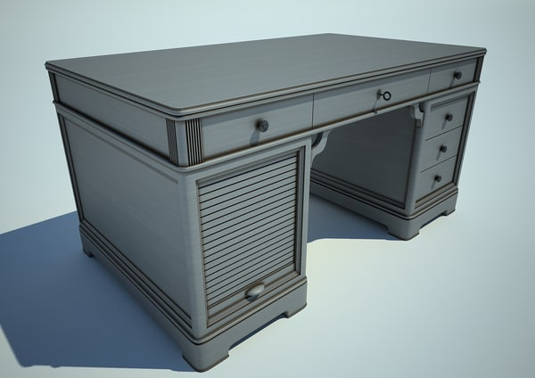 3d table desktop board