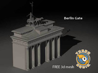 free max mode berlin gate
