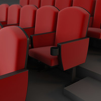 3dsmax seating chair