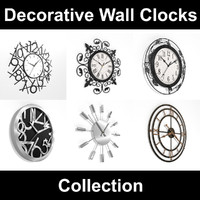 Decorative Wall Clock Collection