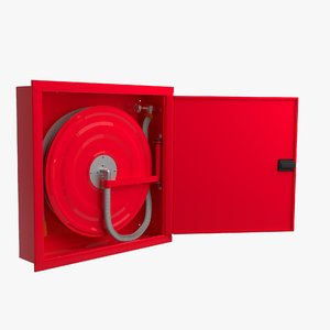 hose 3d model