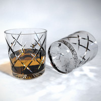 max crystal whiskey tumbler