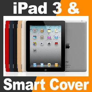 3d apple new ipad 3