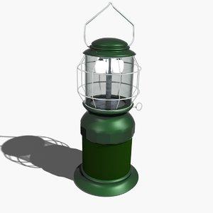 3d max propane lantern