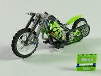 Lego Chopper (8291)