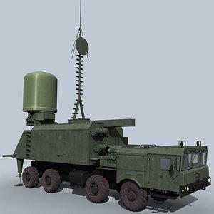 3d russian monolit-b radar
