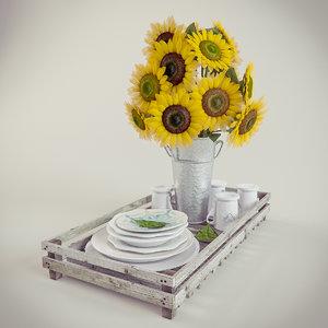 sunflower max