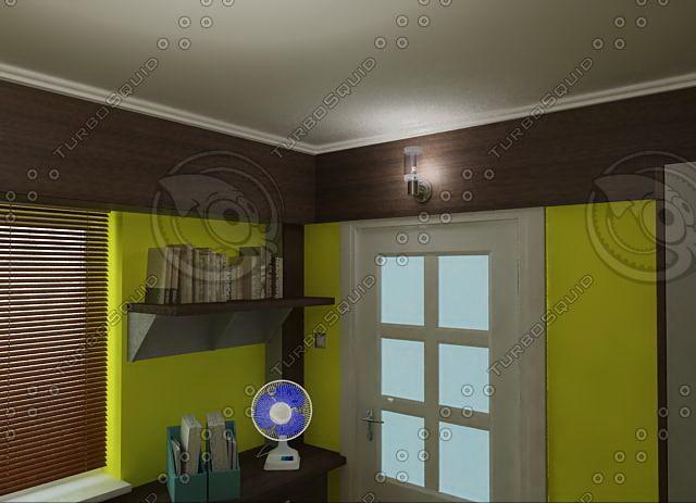 lamp light d
