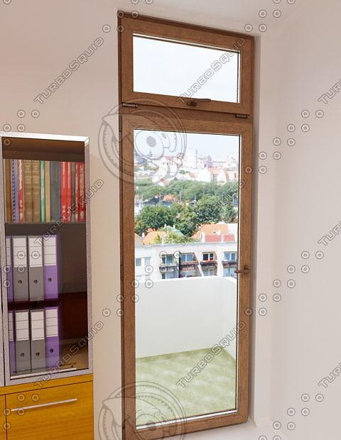 balcony door 01 max