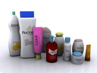 cosmetic bottles max