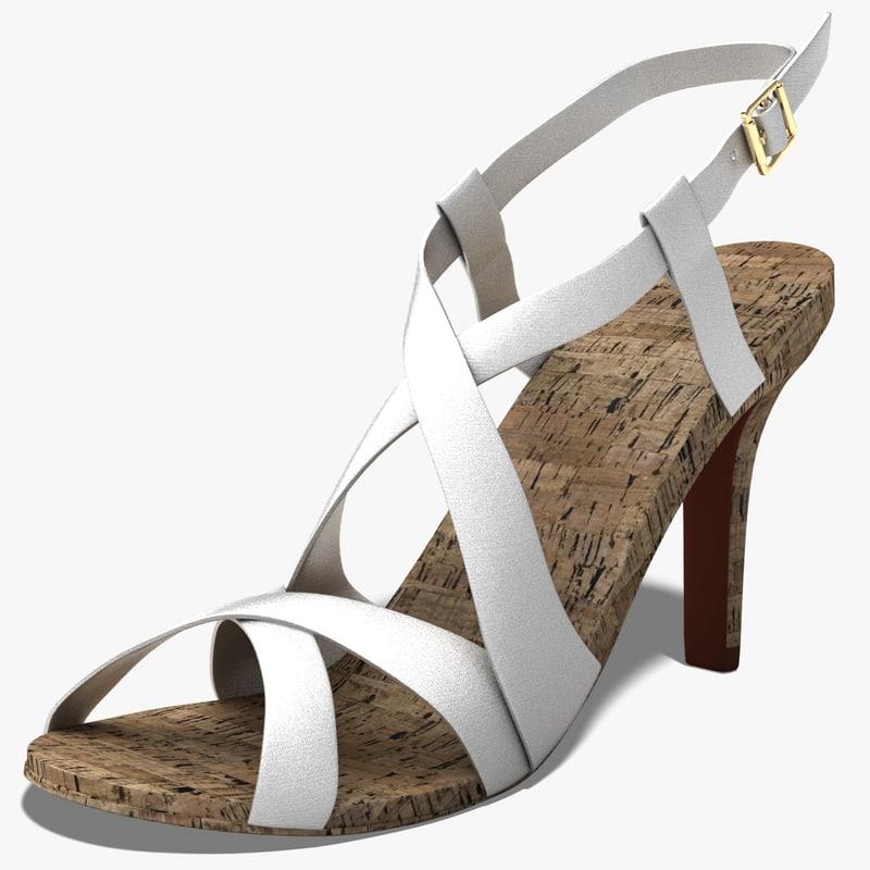 dugm03 shoes 3d 3ds