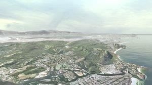 landscape scene rio janeiro max