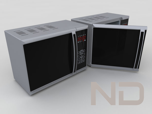 3ds microwave oven micro