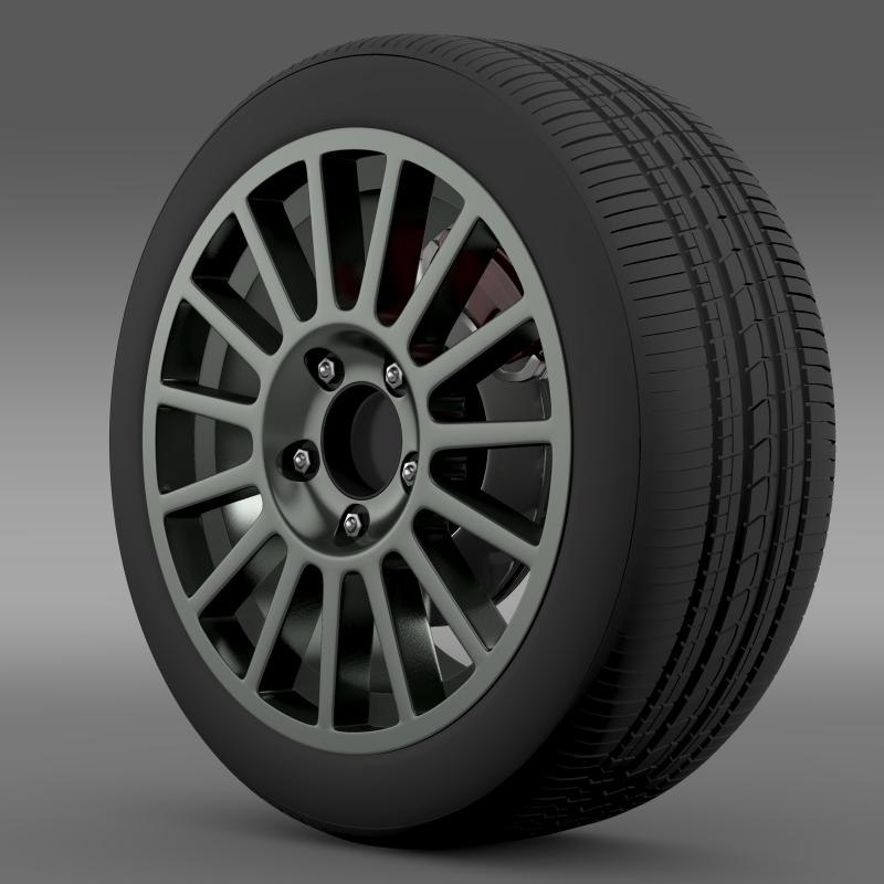 max polo r wrc wheel