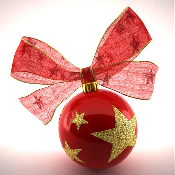 max christmas decoration