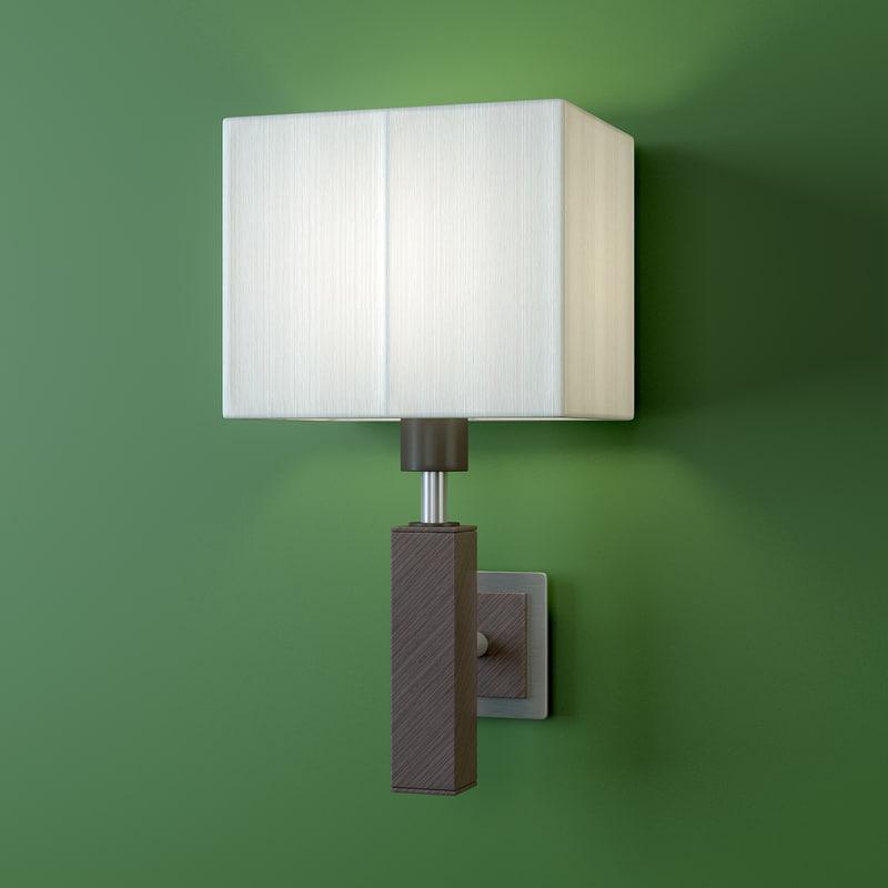 lamp lighting eglo tosca 3d model