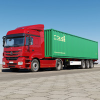 Mercedes Axor Container