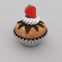 Cake Fruit
