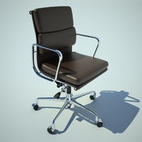 Eames EA217 Inspired Low Back
