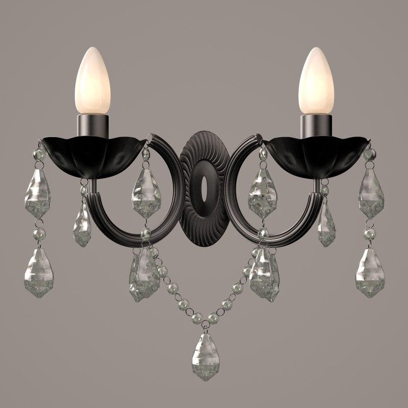 3d lamp sconce flaubo light