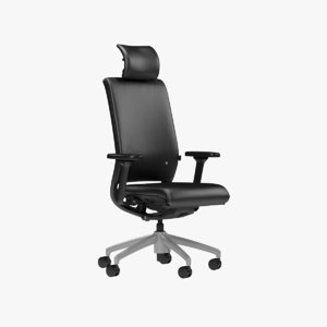 interstuhl hero office chair 3d model