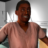maya male medical staff