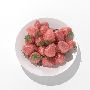 strawberries plate max