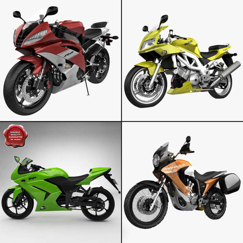directx motorcycles honda transalp