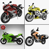 Motorcycles Collection V5