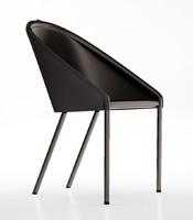 3d chair hotels restaurants model