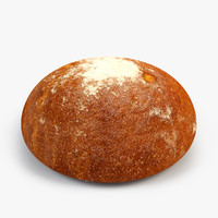 3ds max brown bread
