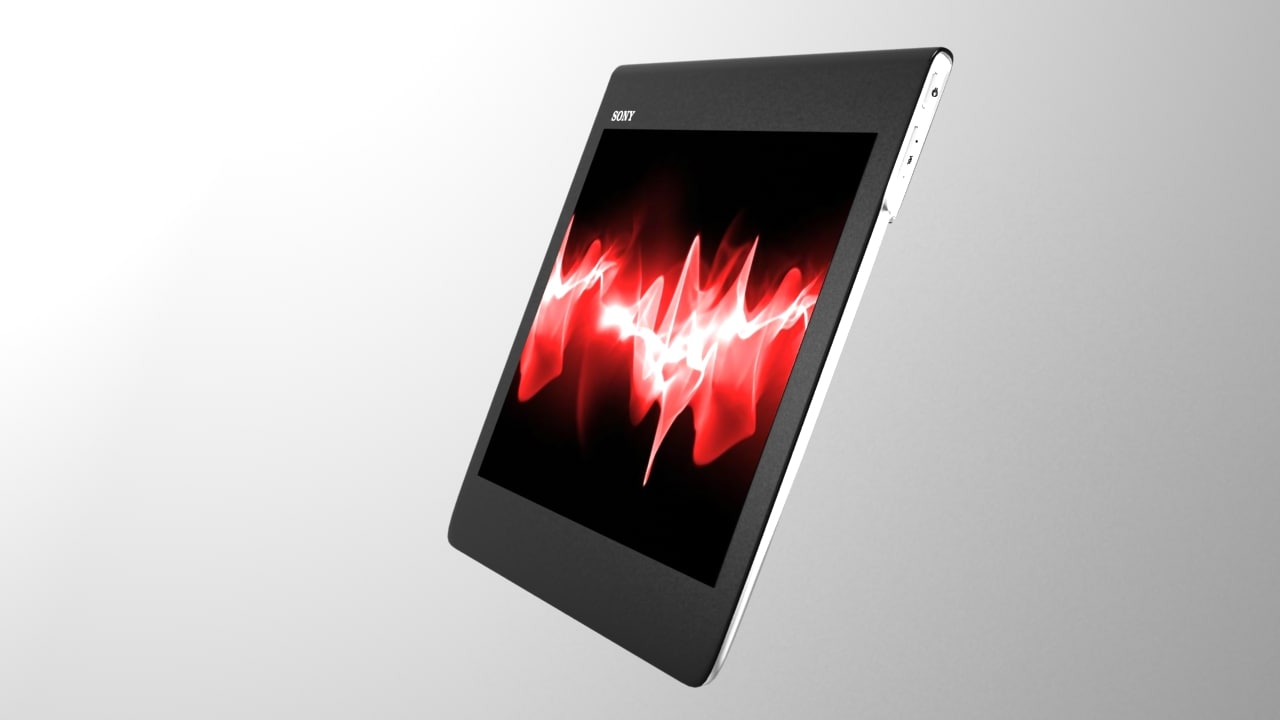 3ds max sony xperia tablet