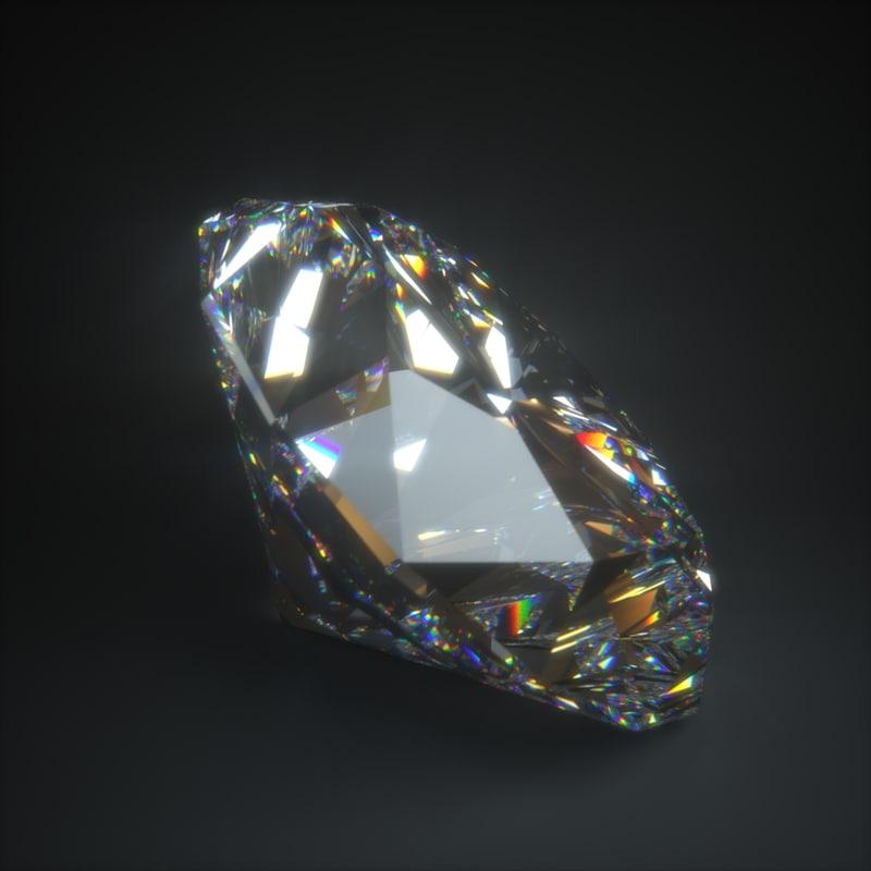c4d diamond brillant