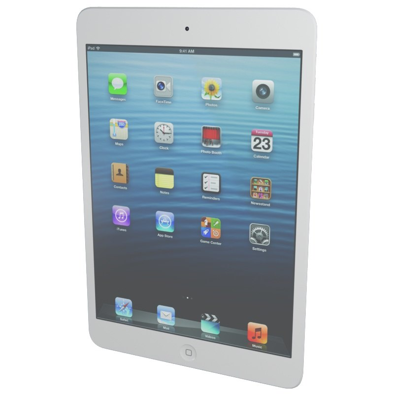 apple ipad mini 3ds