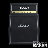 Marshall JCM 800 Amp - Half Stack